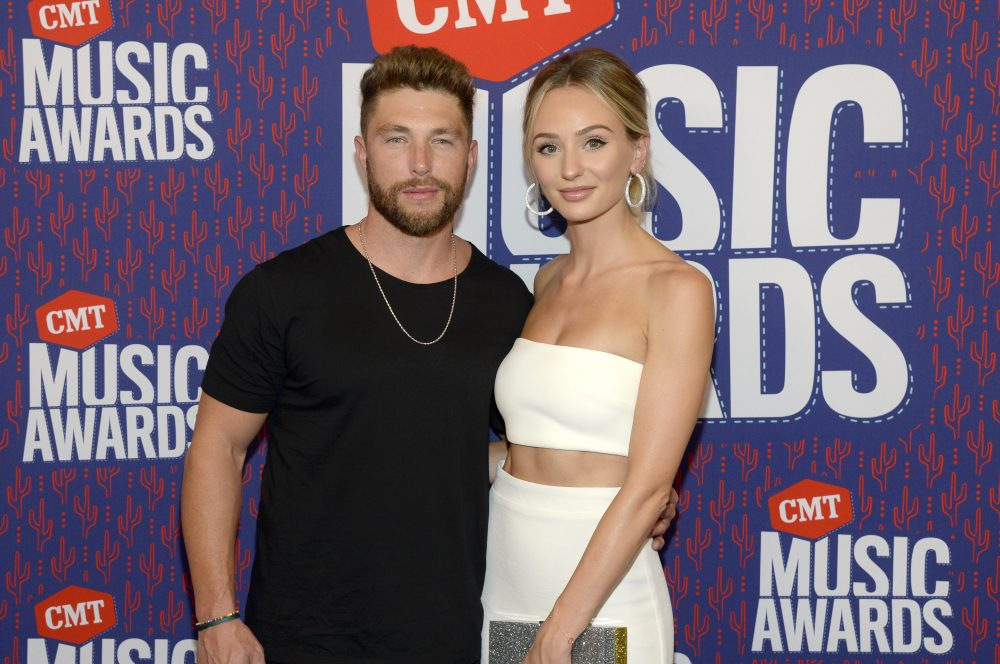 She Said Yes – Chris Lane and Lauren Bushnell are Engaged