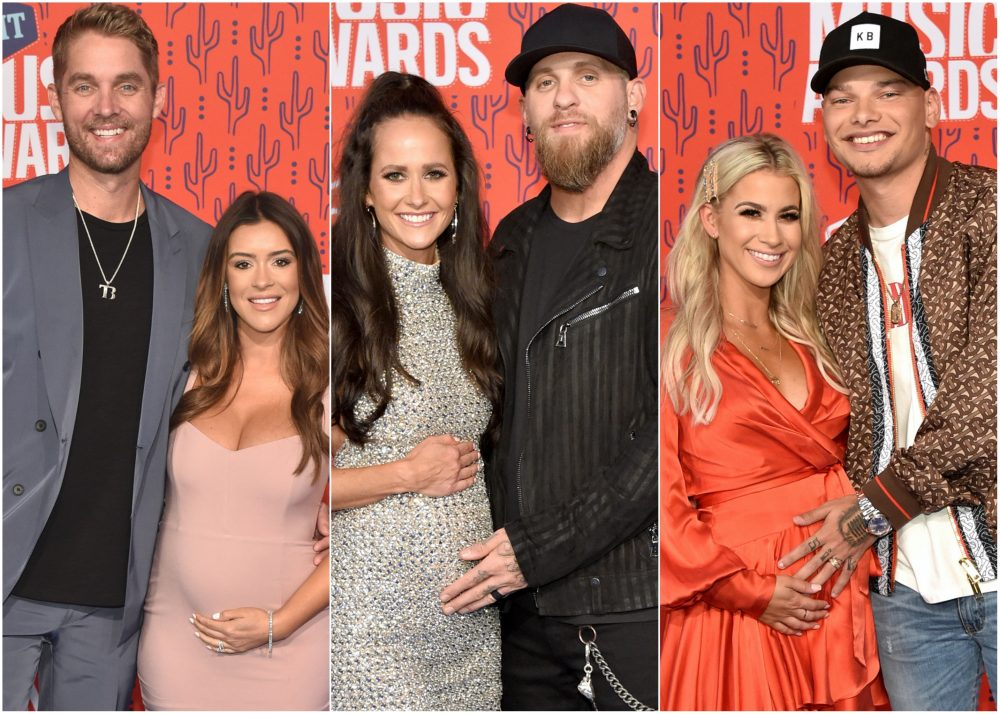 Baby Bumps Rock the 2019 CMT Awards Red Carpet