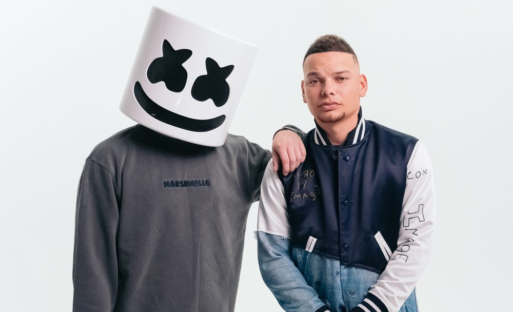 Kane Brown and Marshmello Drop the Beat on 'One Thing Right'